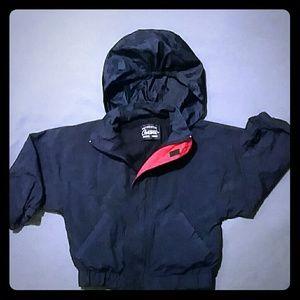 Vintage Caters Zipftront Raincoat/Jacket
